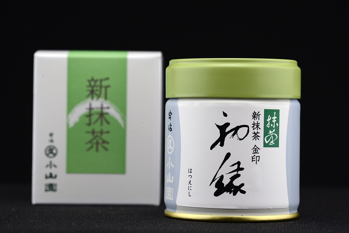 Shinmatcha Marukyu Koyamaen powdered green tea