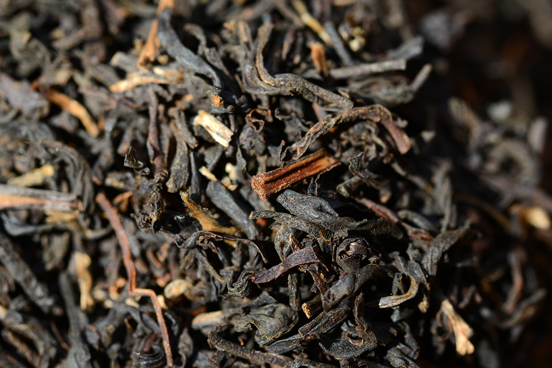 indiai fekete tea Assam Mangalam FTGFOP1 black tea