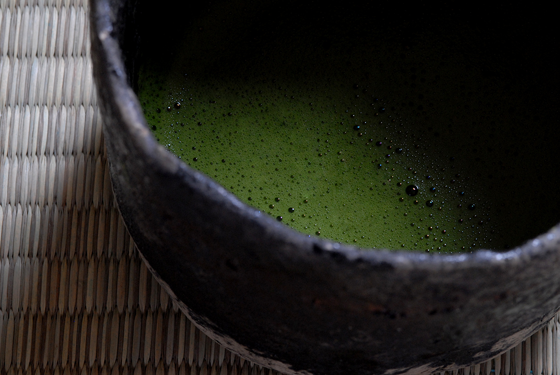 Marukyu Koyamaen matcha yugen powdered green tea