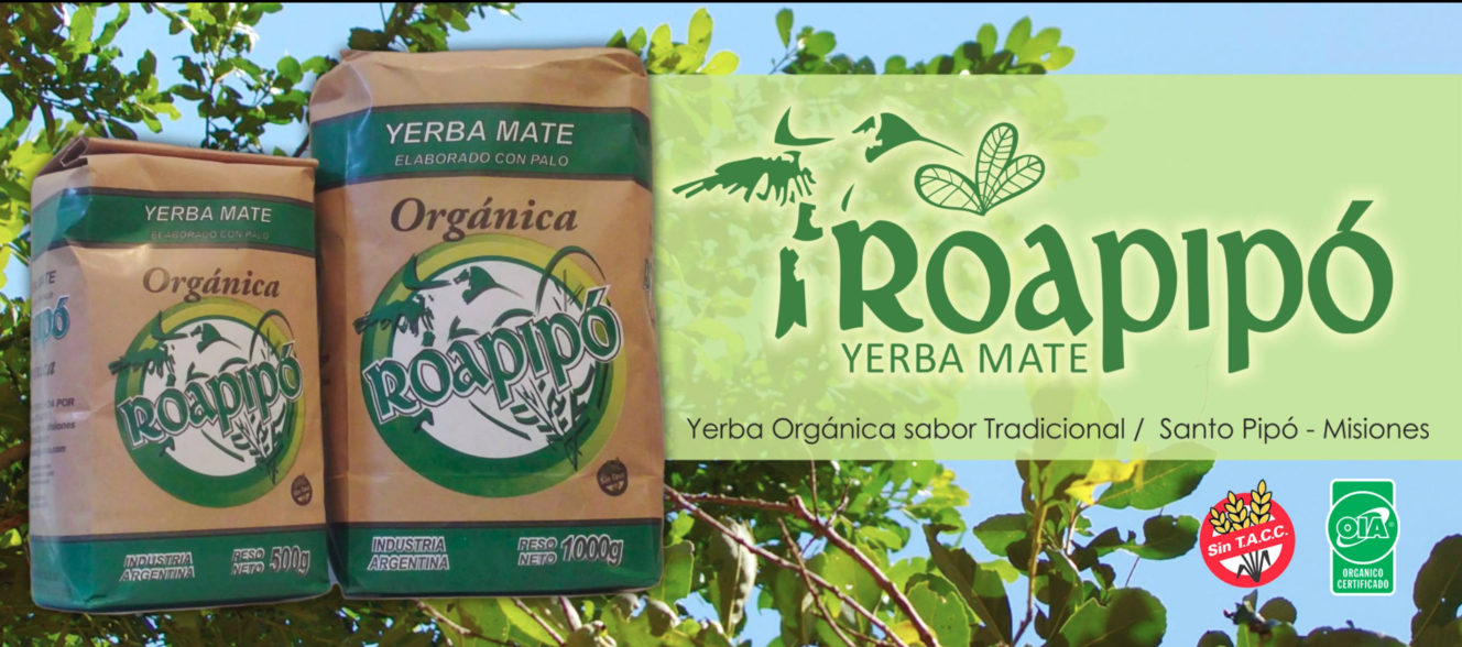 Roapipó mate tea
