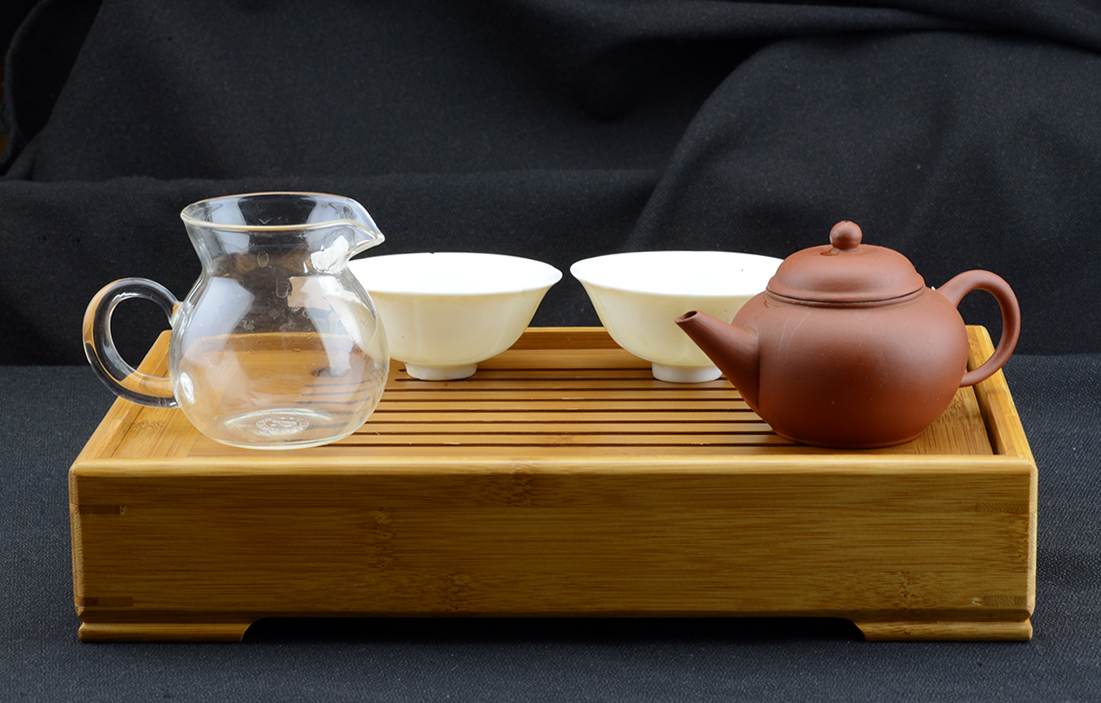 BAMBOO chapan tea tray
